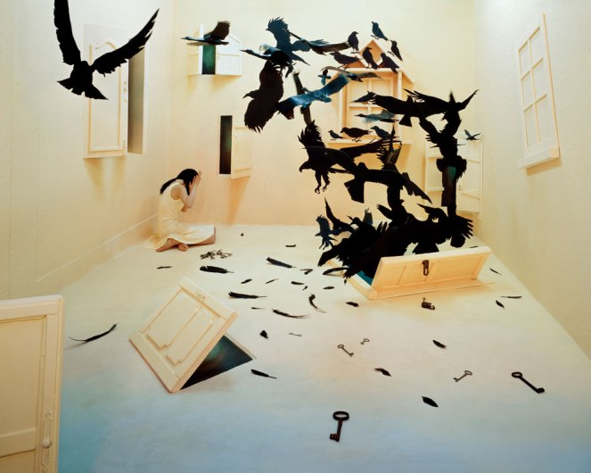 JeeYoung Lee_Black Birds