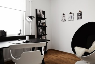 Black & White Decor 6