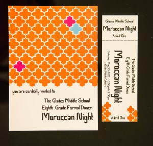 Invitations and Event Tickets