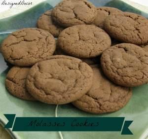 molasses cookies 046