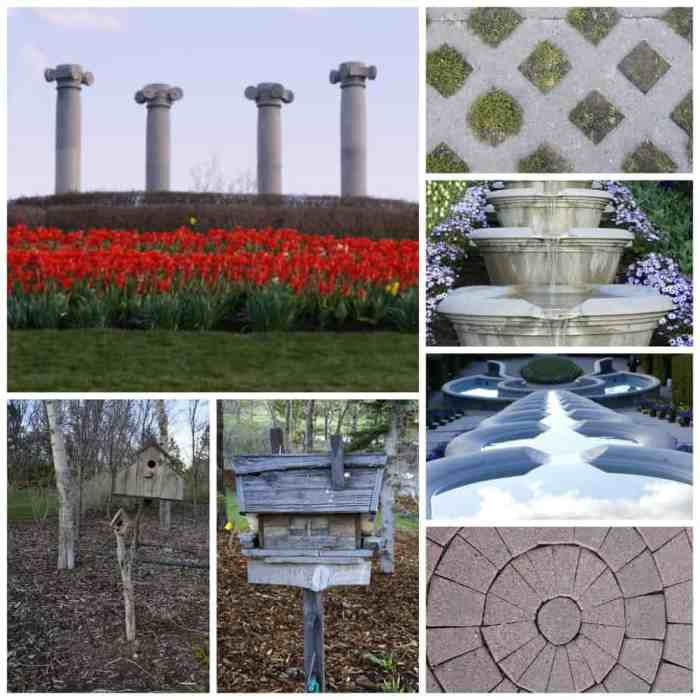 Tulip Festival 2013 Structural features