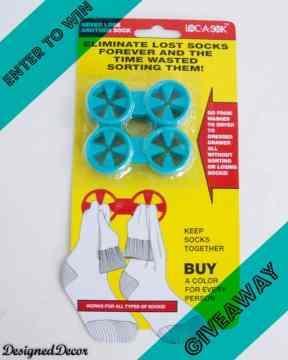 Sock Locks giveaway