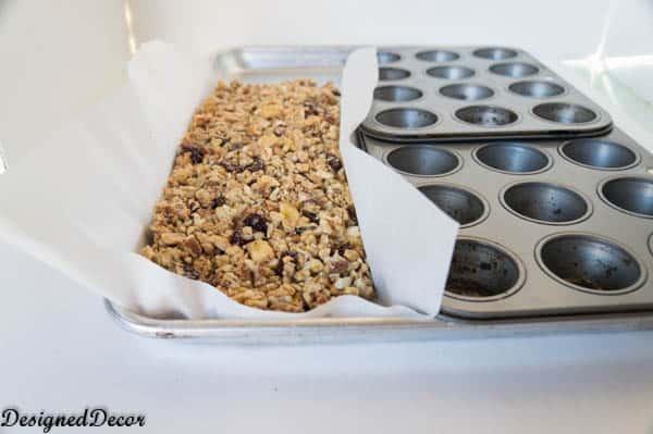 Granola Bar Recipe-