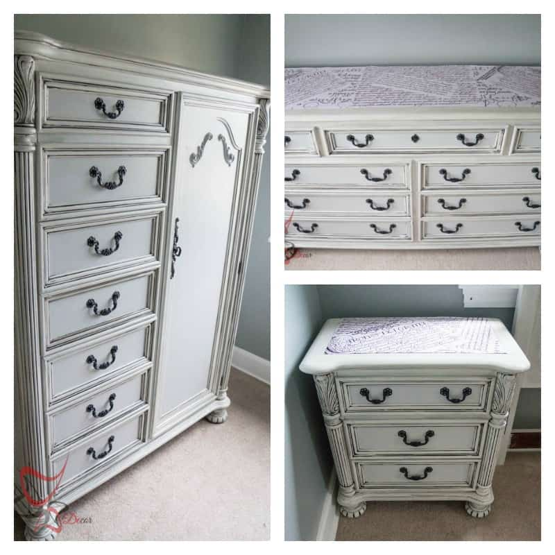 Guest Bedroom Furniture ~ After