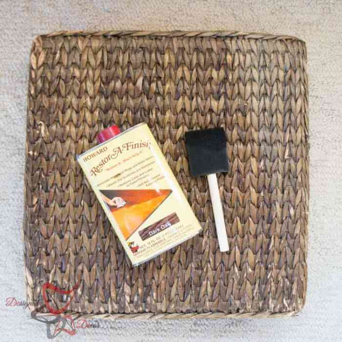 How to Stain a Basket-7
