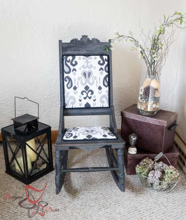 Antique Rocking Chair-Maison Blanche- Le Dirt-51