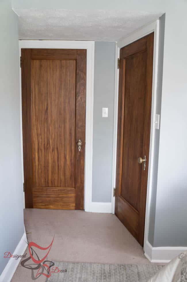 How to refinish wood doors-10