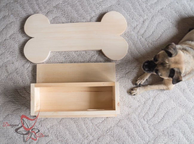 Dog Bone Wall Shelf- Ryobi Nation- Dog Days of Summer- Giveaway-2