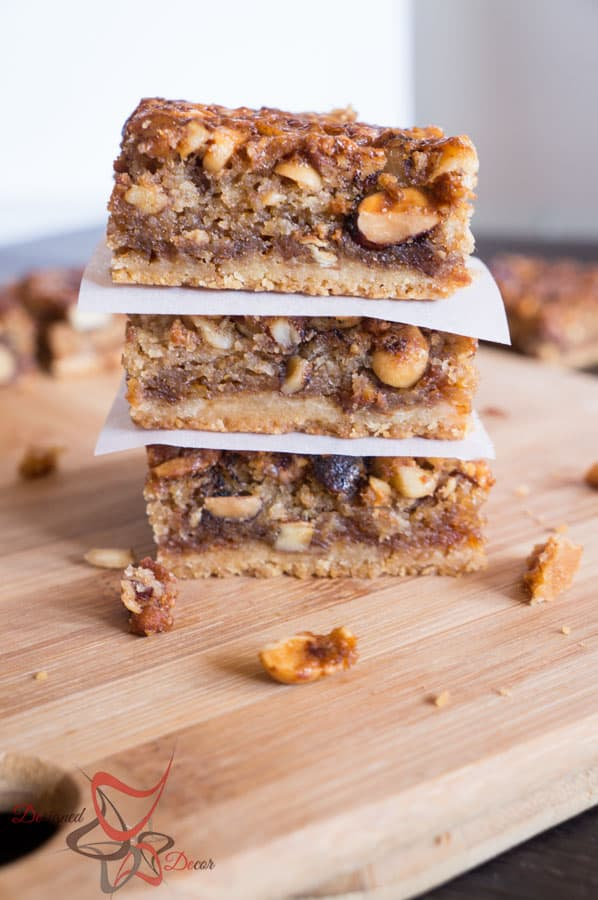 Gooey Nut Bars (4 of 4)