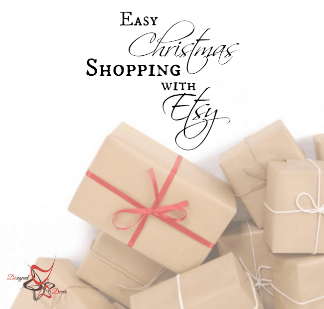 Easy Christmas Shopping with Etsy!