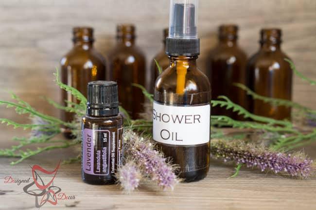 DIY – After Shower Body Oil!