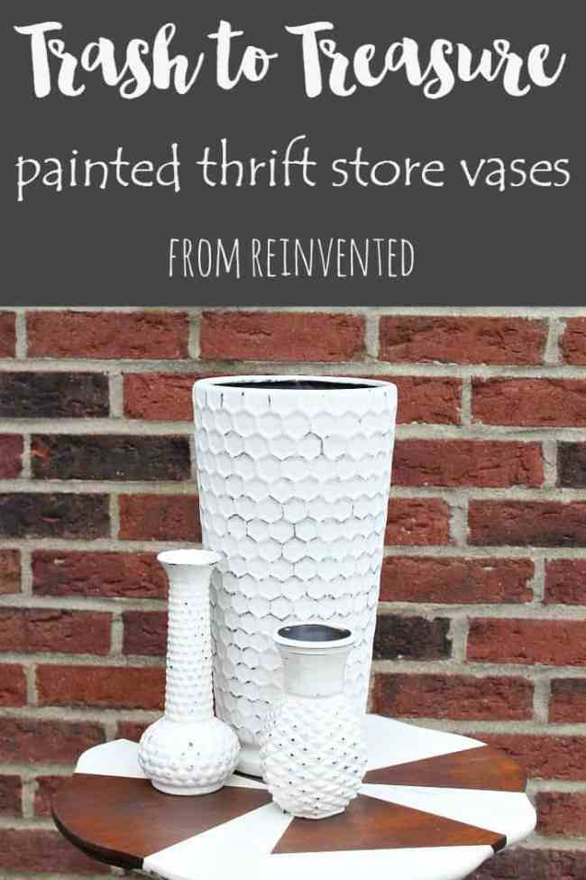trash-to-treasure-painted-thrift-store-vases-from-reinvented