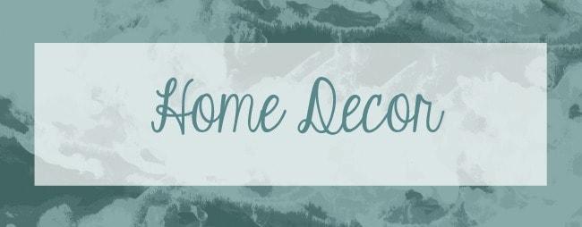 Favorite Resources-home decor