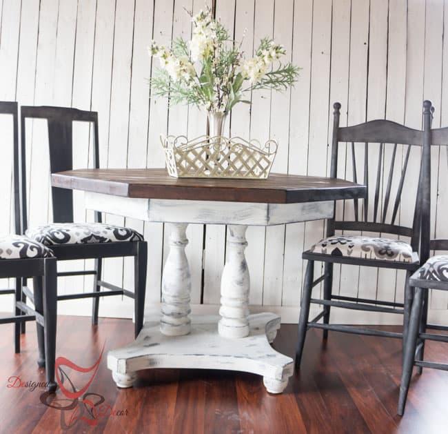 Best Practices- Vaseline Distressed Furniture!