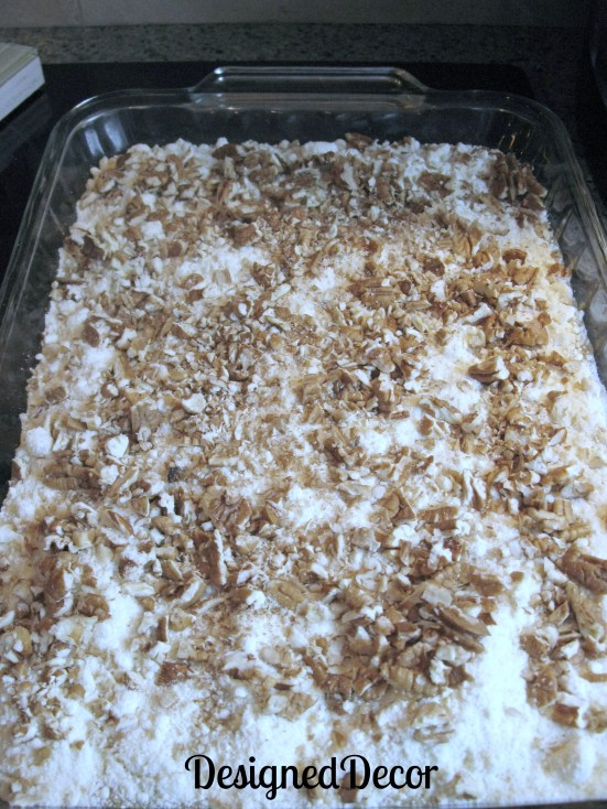Added pecans