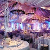 Purple Wedding Inspiration Themes