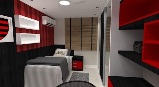 dormitorio-tematico-com-decoracao-de-time-de-futebol