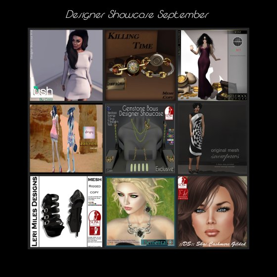 Designer Showcase-September..