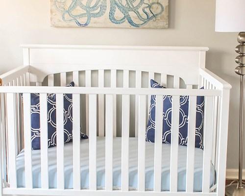 toddler coastal nursery for boy