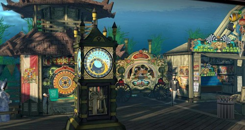 Aley's Mer Arcade, photographed by Wildstar Beaumont