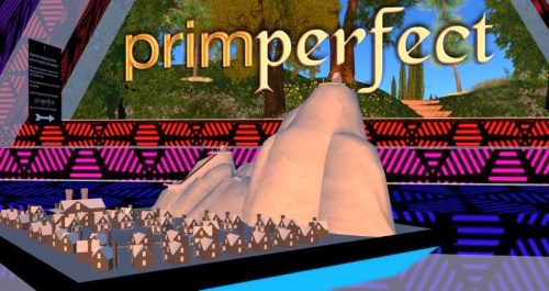 PrimPerfect Build at SL11B Community Celebration, photographed by Wildstar Beaumont