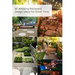 Hairy 40 Backyard Design Ideas Small Yards Backyard Ideas Images