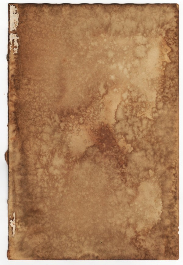 Tea Stained Paper Textures