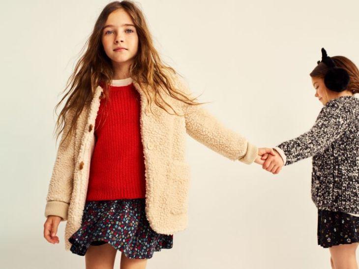 mode enfant fille automne 2016 marques vetements