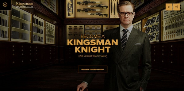 Kingsman Movie