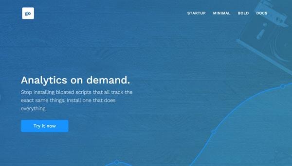 Marketing Bootstrap