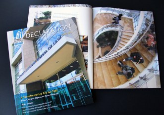 Thomas Jefferson School of Law - The Declaration magazine
