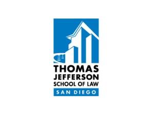 image of Thomas Jefferson School of Law logo