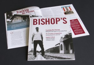 image of The Bishops School magazine Fall Winter 2015 issue