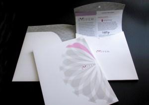 image of Evofem folder