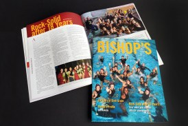 image of The Bishop's School Magazine Spring Summer 2015
