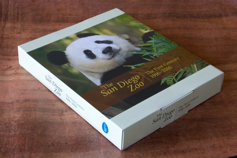 image of The San Diego Zoo The First Century book set