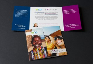 evofem and woman care global brochure