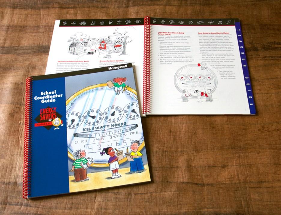 Honeywell, Inc. Energy Savers Program Guide