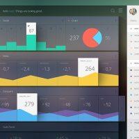 15 Inspirational Dashboard UI Designs