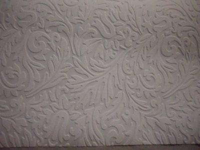 Paint Embossed Wallpaper
