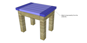 How to Build a Side Table 18