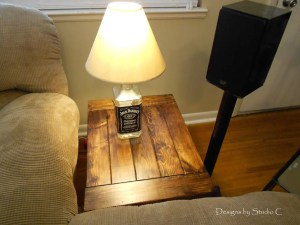How to Build a Side Table 12