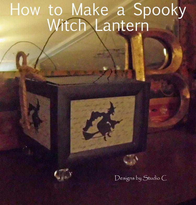 How to Make a Spooky Witch Lantern SANY1424 copy