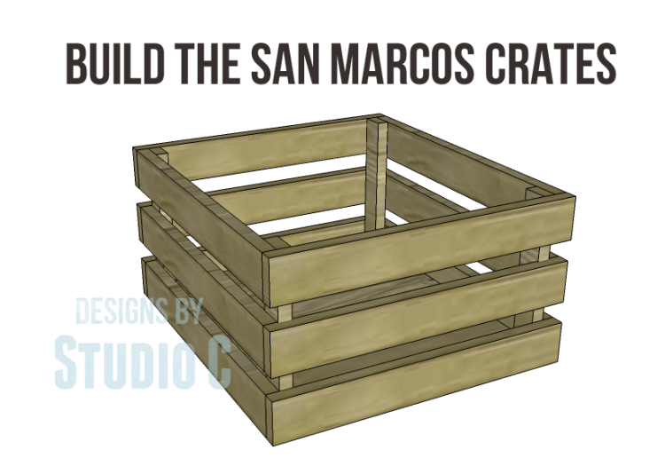 Plans to Build the Crates for the Napa Style Inspired San Marcos Sideboard_Copy