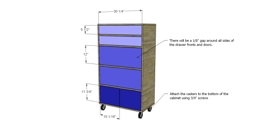 Free Plans to Build My Awesome Tool Cabinet 8