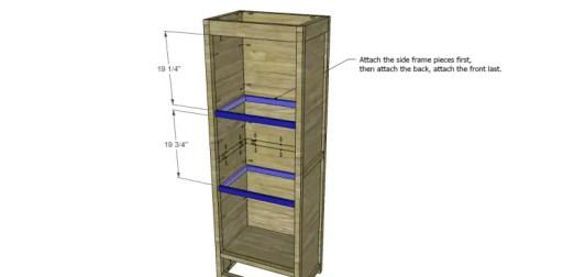 Cabinet_Shelf Frames