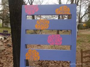 Stencil Chair 8