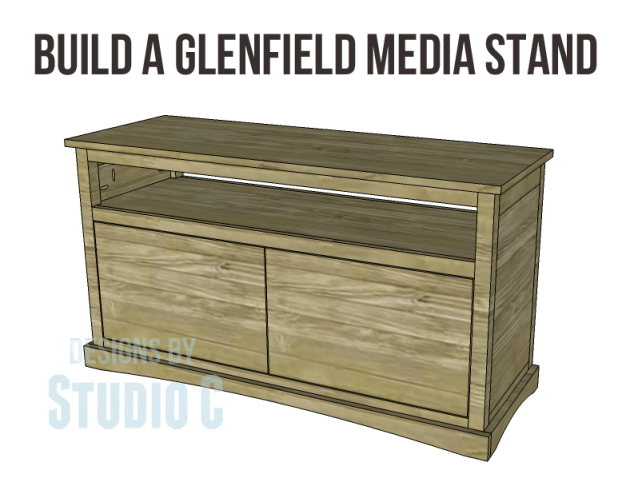 free plans to build a pier one inspired glenfield media stand_Copy