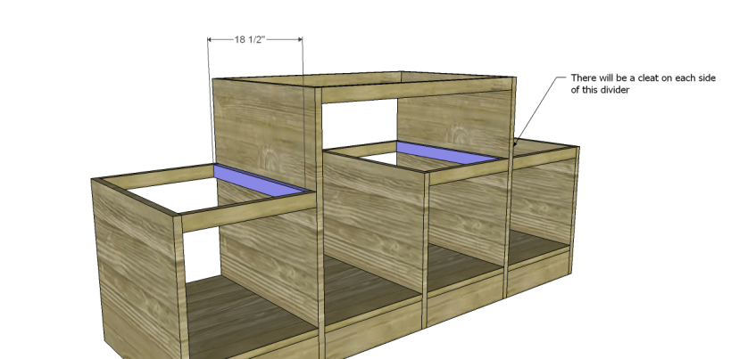 free plans to build a marconi media console_Cleats