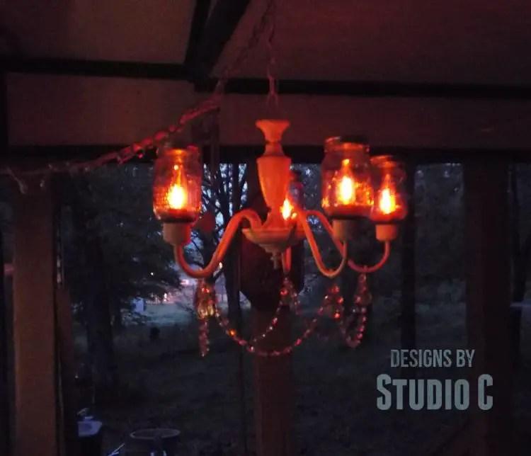 spectacular chandelier makeover DSCF1447